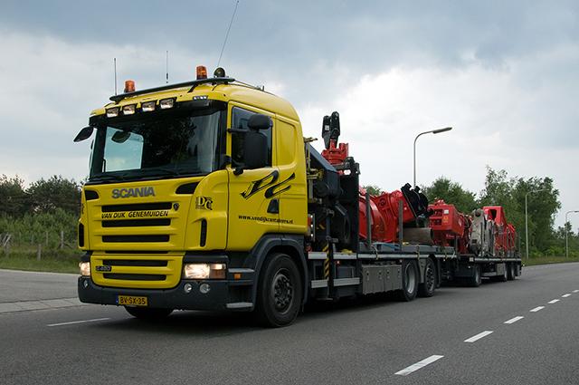 Afvalverwerking en Containertransport Dijk Van - Foto's