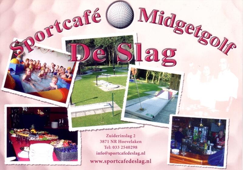 Sportcafé Midgetgolf De Slag - Foto's