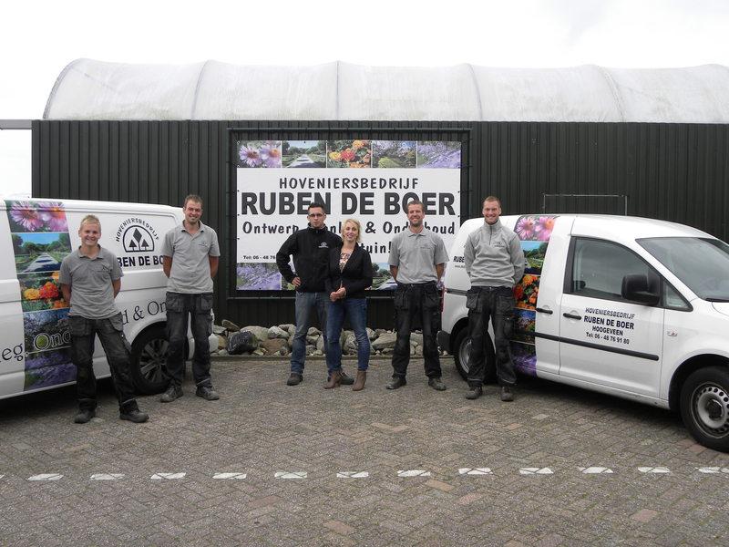 Boer Hoveniersbedrijf Ruben de - Foto's