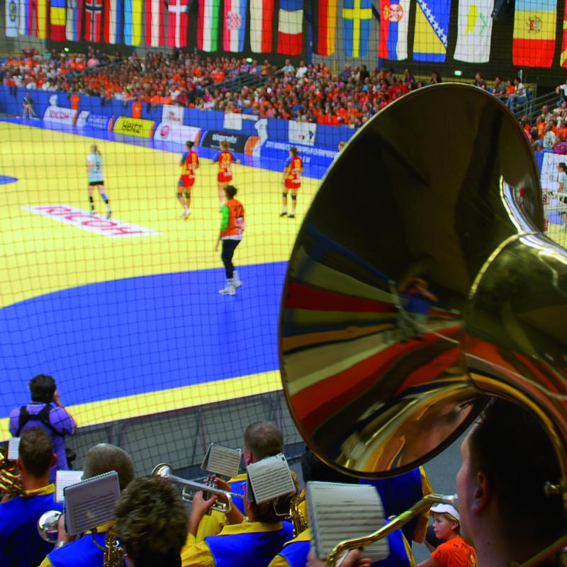 Sportbedrijf Arnhem - Foto's