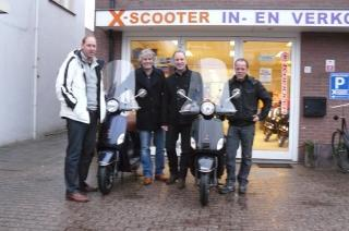 X-Scooter - Foto's