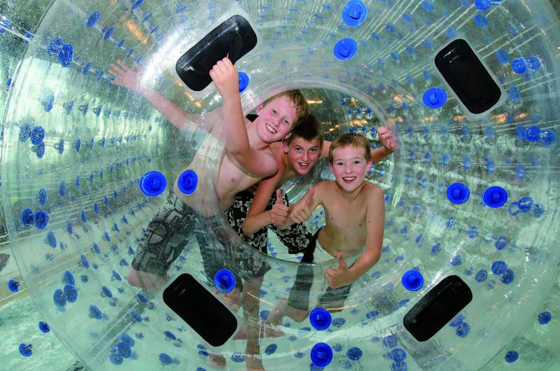 Zwembad Valkenhuizen - Foto's