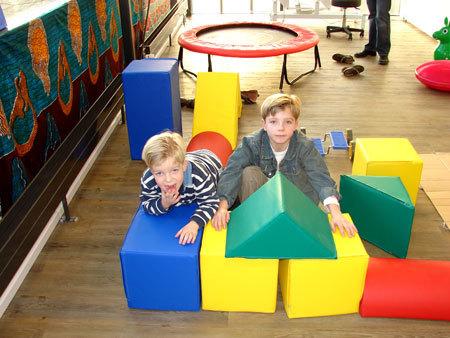 Kinderfysiotherapie Het Raan - Foto's