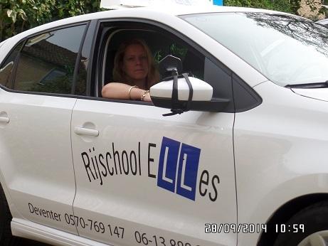 Elles Rijschool - Foto's