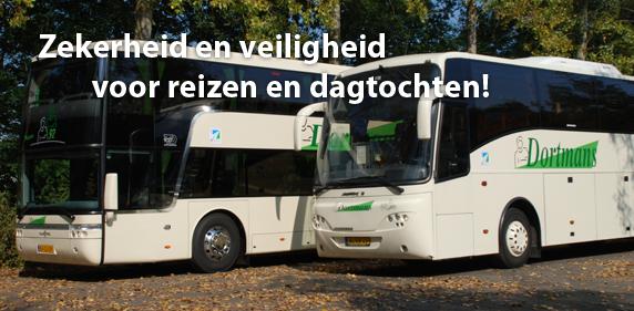 Dortmans Touringcar BV - Foto's