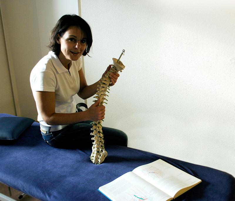 Osteopathie Uden - Dinfy Geurts - Foto's