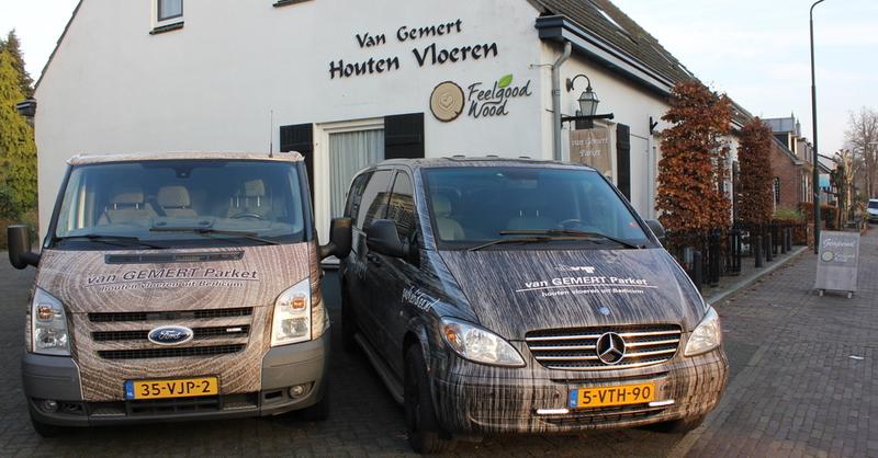 Gemert Parket VOF Van - Foto's