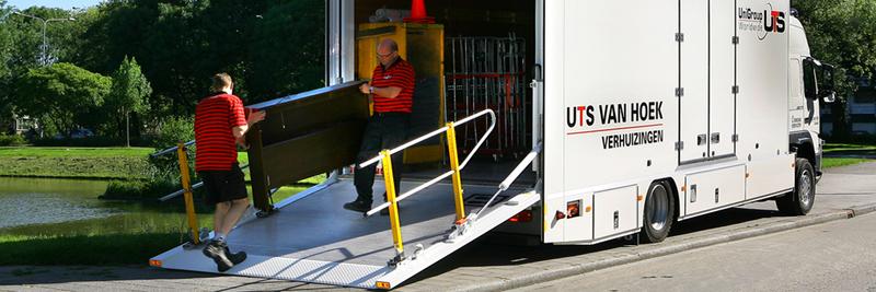 UTS Van den Berg Verhuizingen BV - Foto's