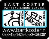 Koster B Partyverhuur Raalte-Deventer-Zwolle-Meppel - Foto's