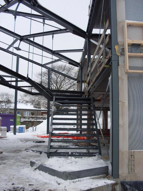 Verhagen Constructie- Lasbedrijf BV J M M - Foto's
