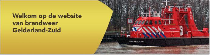 Veiligheidsregio Gelderland-Zuid VRGZ - Foto's