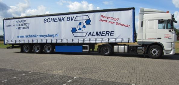 Schenk Recycling BV - Foto's