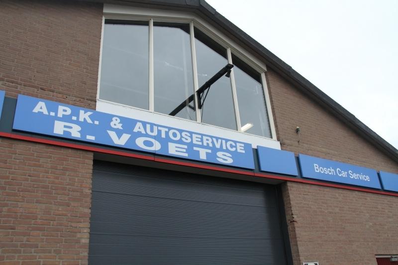 Autobedrijf APK & Autoservice R Voets - Foto's