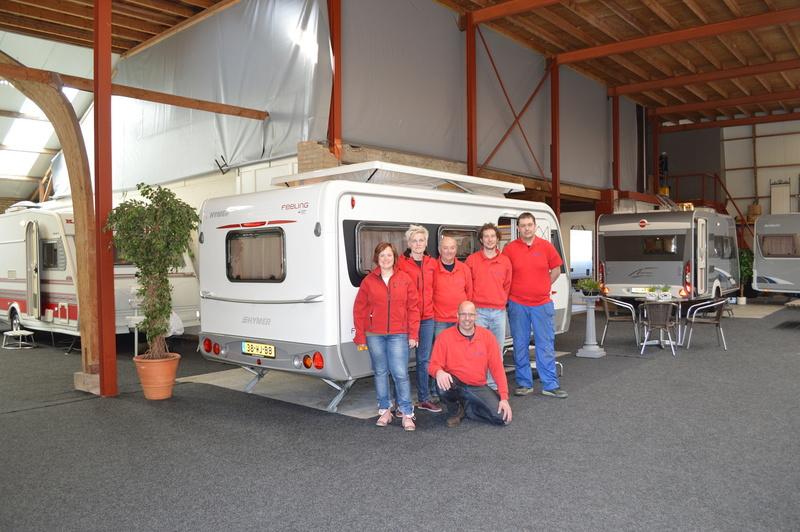 Caravans vd Meer - Foto's