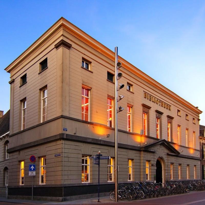 Bibliotheek/StadsBiEB Centrum - Foto's