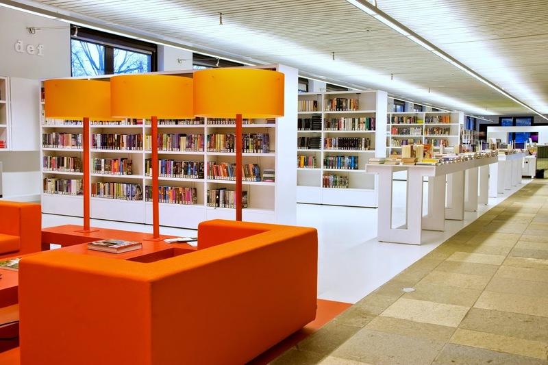 Bibliotheek/StadsBiEB Rosmalen - Foto's