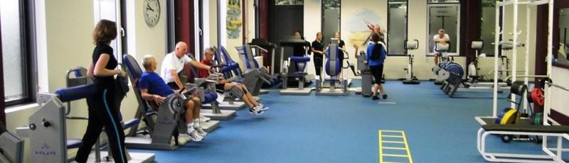 Isokin Training en Therapie  locatie Alterno - Foto's