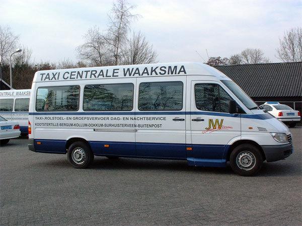 Taxicentrale Waaksma BV - Foto's