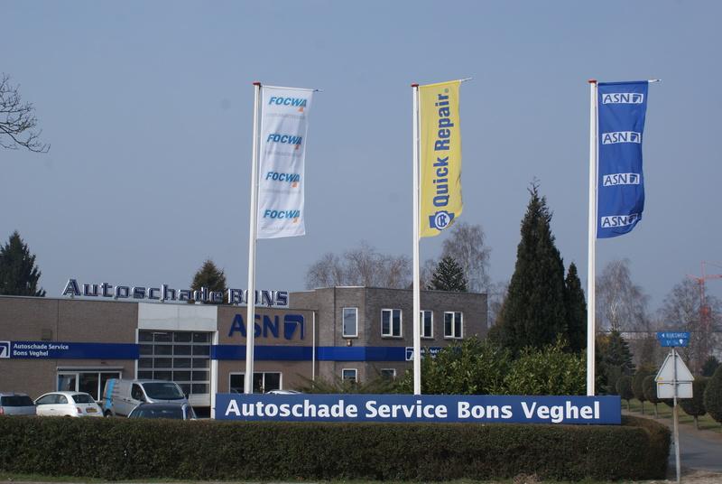 ASN Bons Veghel - Foto's