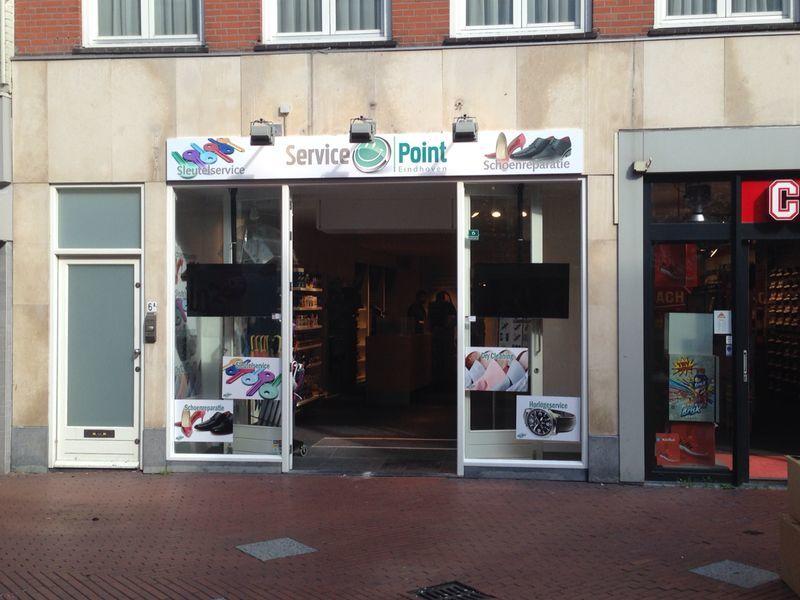 Servicepoint Eindhoven (McFlek) - Foto's