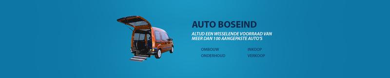 Aanpasbedrijf Rolstoelauto's & Occasion Rolstoel auto Auto Boseind Boxtel BV - Foto's