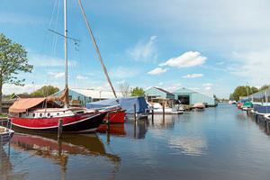 Huis Jachthaven Bedrijf Piet - Foto's