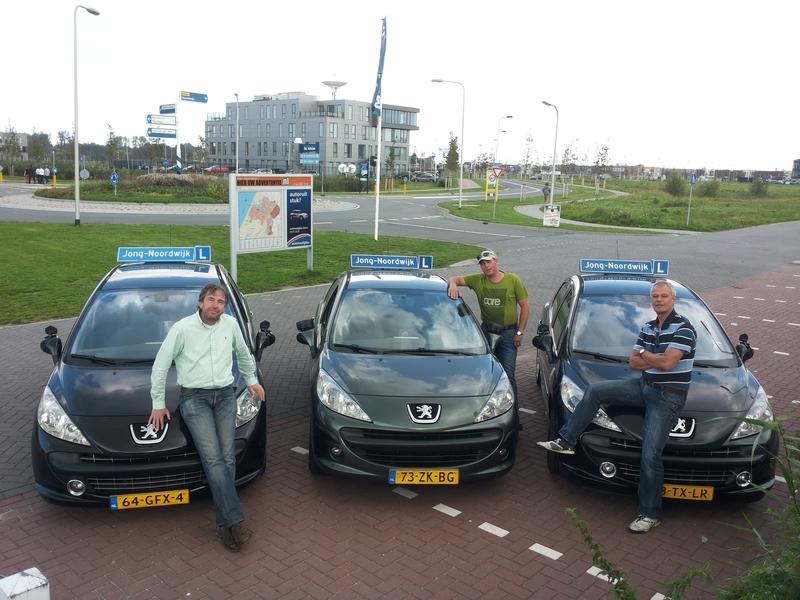 Jong Noordwijk Autorijschool - Foto's