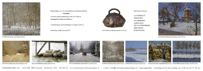 Heijningen Kunstzaal Van - Foto's
