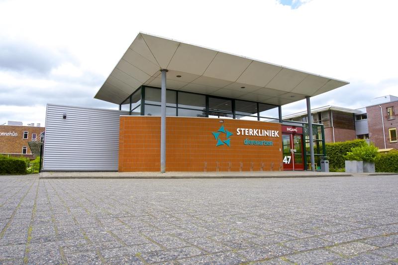 Sterkliniek Dierenartsen Leeuwarden - Foto's