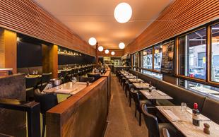 Bark Brasserie Vis Restaurant - Foto's