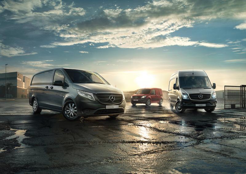 Mercedes-Benz Hogenbirk Bedrijfswagens - Foto's