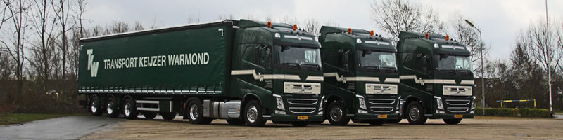 Keijzer Warmond Transport - Foto's