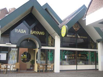 Indonesische Specialiteiten Restaurant Rasa Sayang - Foto's