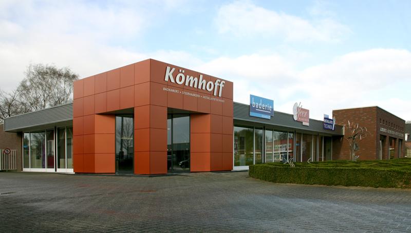 Kömhoff Badkamers - Installatietechniek - Foto's