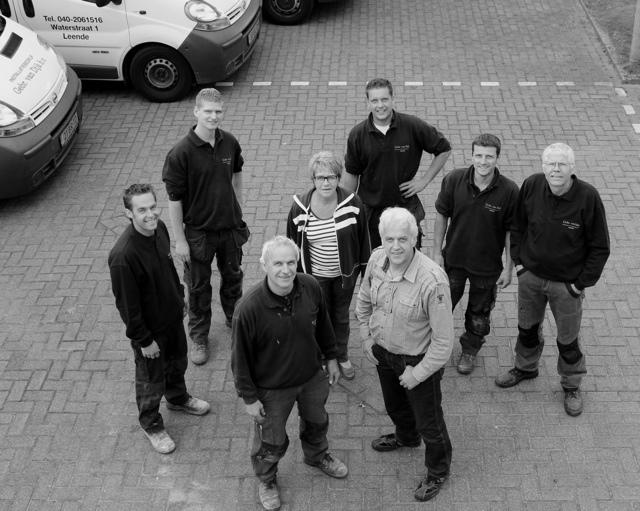 Loodgietersbedrijf Gebroeders Van Dijk - Foto's
