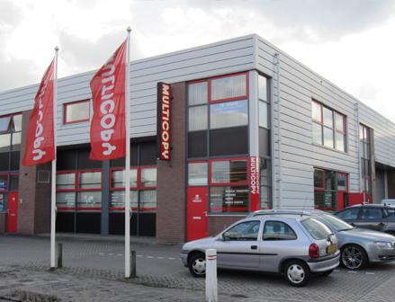 MultiCopy Nieuwegein - Foto's