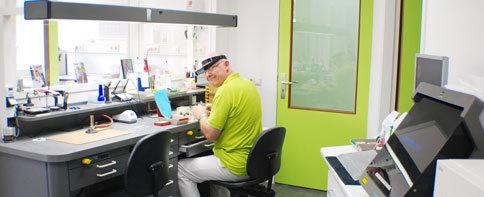 Veenstra Tandtechnisch Lab - Foto's