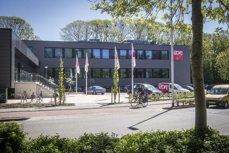 Izore Centrum Infectieziekten Friesland - Foto's