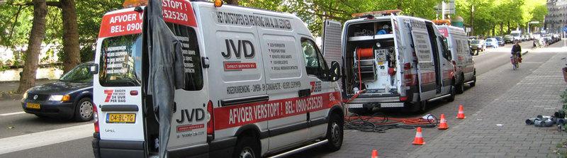 JVD Direct Services BV - loodgieter cv en riool specialist - Foto's