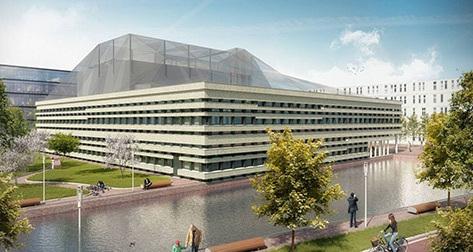 UMCG Universitair Medisch Centrum Groningen - Foto's