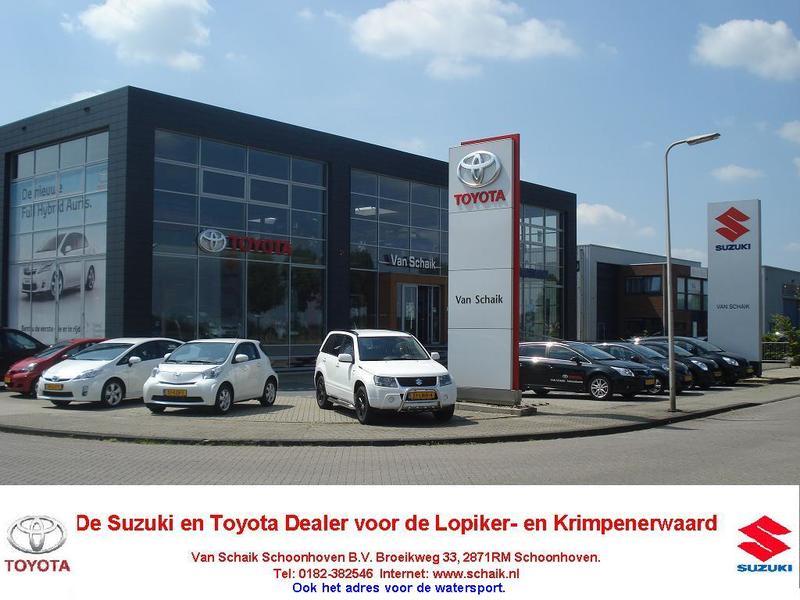 Toyota & Suzuki Dealer Van Schaik - Foto's