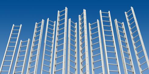 Ladder- en Steigerkoning De - Foto's