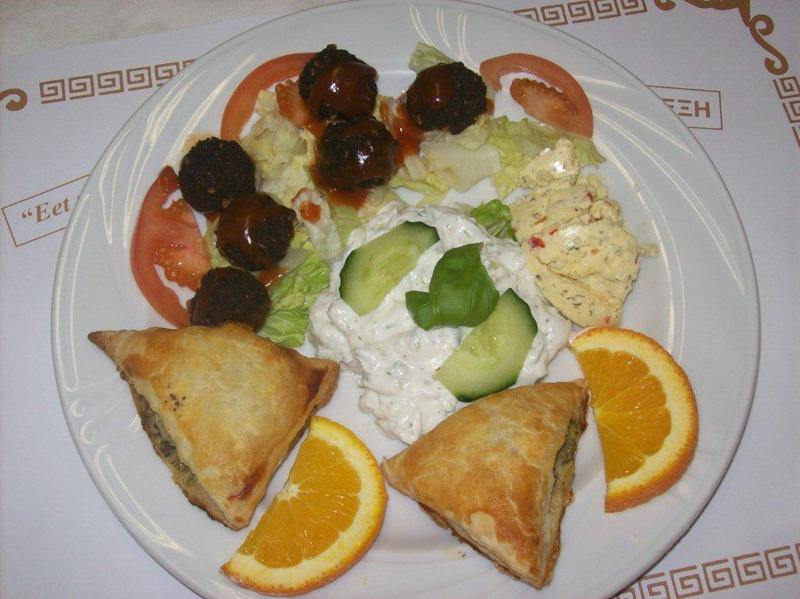 Athene Grieks Specialiteiten Restaurant - Foto's