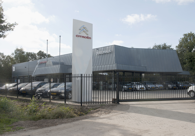 Citroën & DS -Dealer Dereumaux BV - Foto's