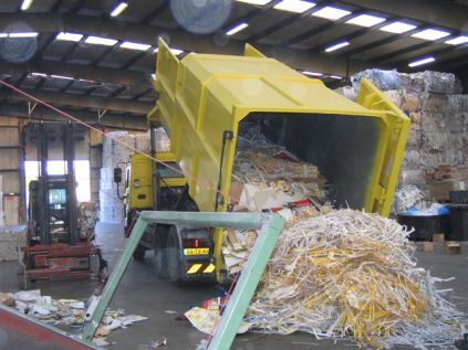 Vries Recycling De - Foto's