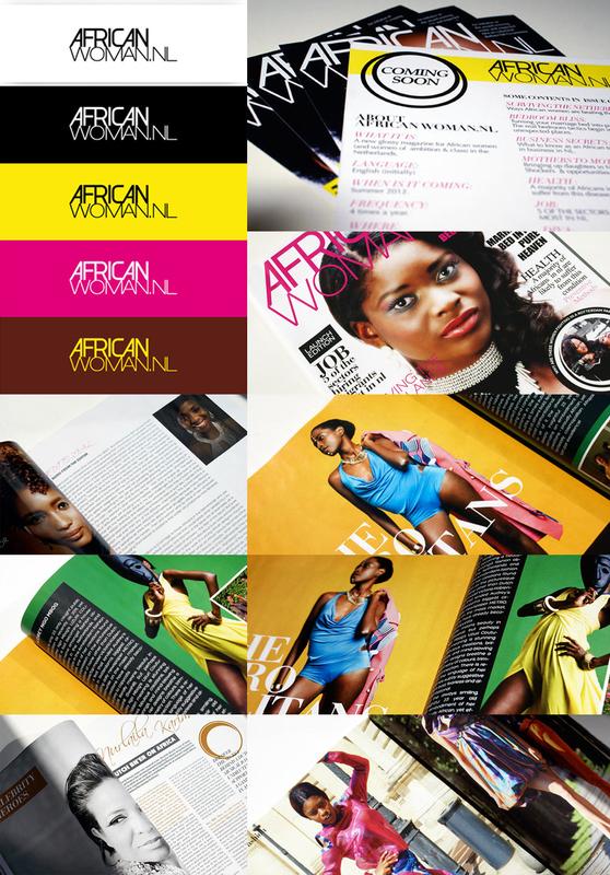 Tijidschrift african woman.nl