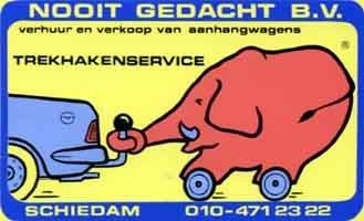 Trekhakenservice Nooit-Gedacht BV - Foto's