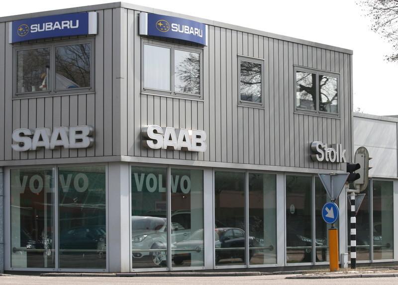 Saab Subaru Dealer en Volvo Specialist Stolk BV - Foto's