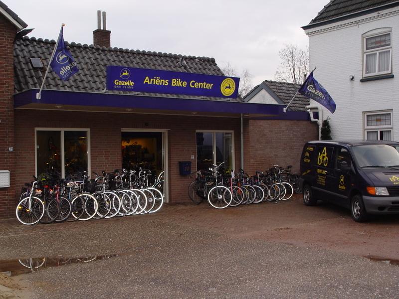Fietsenspeciaalzaak Ariëns Bike Center - Foto's