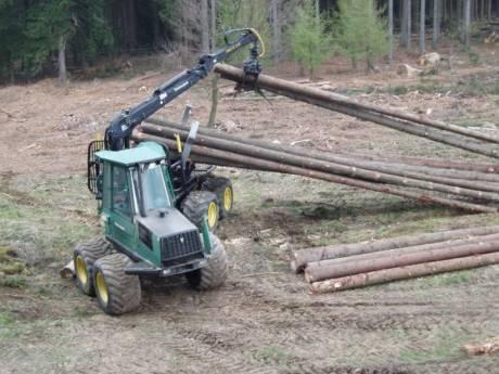 Bruinenberg Aannemers Bosbouw - Foto's
